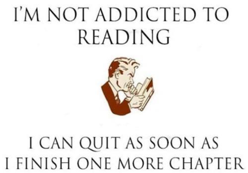 Confession of a Book Addict